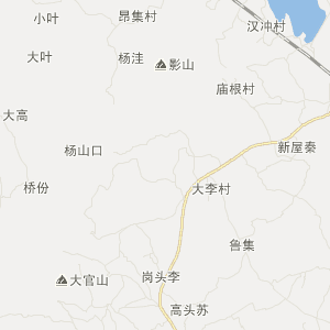 安徽省旅游地图 巢湖市旅游地图