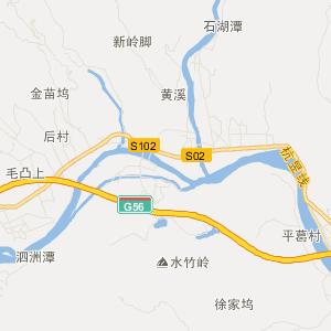 千岛湖钢铁地图