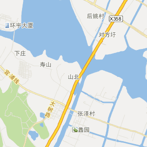 无锡宜兴交通地图_宜兴在线交通图