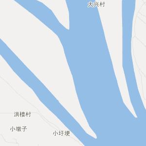 安徽芜湖市无为县高沟镇地图