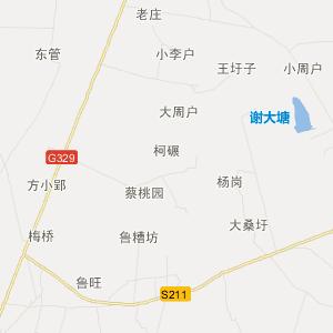 肥东张集旅游地图_中国电子地图网图片