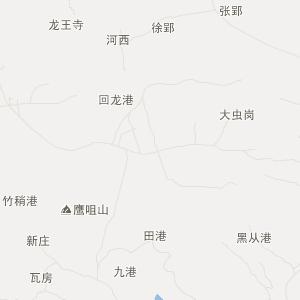 来安半塔交通地图_半塔在线交通图