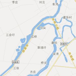 扬州汊河镇地图公交(共1条路线)公交线路查询公交图片