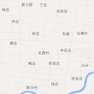 江苏宿迁沭阳县钱集镇地图