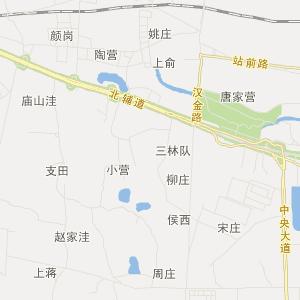 扬州市仪征市交通地图_仪征市