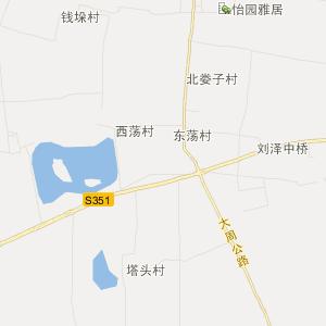 江苏泰州兴化市海南镇行政区划