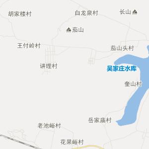 山东交通地图 临沂交通地图
