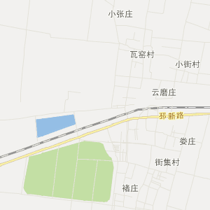 新沂市瓦窑镇交通地图
