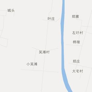 沭阳新河交通地图_新河交通图