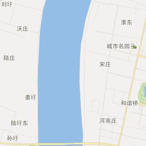 宿迁市沭阳县高清旅游地图