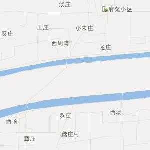 沭阳县吴集镇交通地图