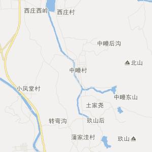 山东省旅游地图 日照市旅游地图