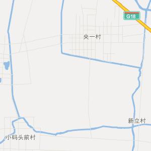 广饶西刘桥旅游地图_中国电子地图网图片