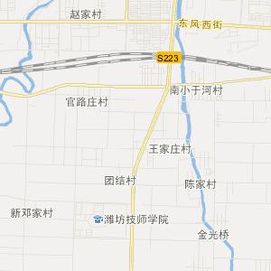 3亩,建筑面积300平方米,距潍坊飞机场7公里,距潍坊火车站1.5公里.