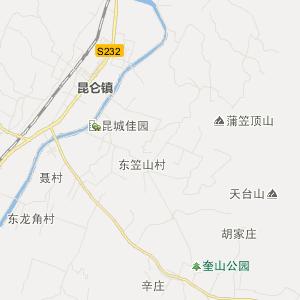 白塔村:位于博山区北部.南距博山城五公里