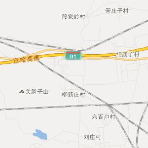 近临北京,天津,秦皇岛,唐山,京沈高速公路,102国道,京秦电气化铁路