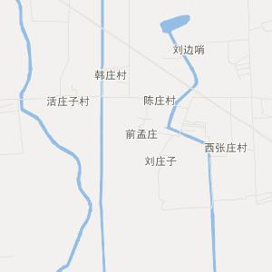 河北交通地图 唐山交通地图