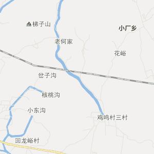 河北唐山遵化地图图片_遵化地