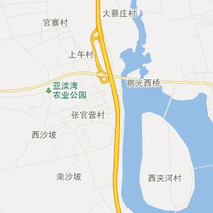 唐山市迁安市卫星地图