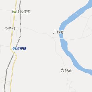内蒙古旅游地图 赤峰旅游地图