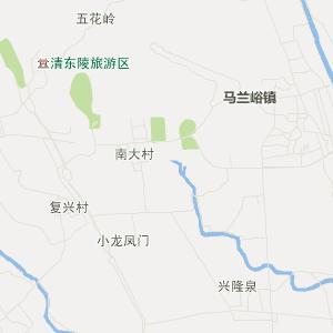 山东地图手抄报