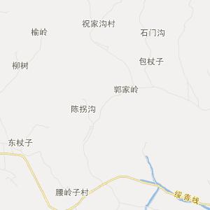 绥中明水旅游地图_中国电子地图网