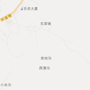 辽宁交通地图 葫芦岛交通地图