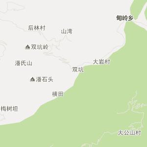 浙江旅游地图 温州旅游地图