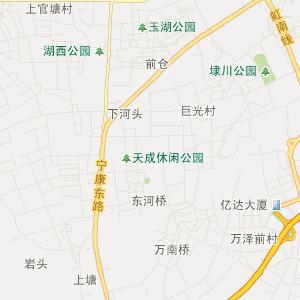 乐清天成旅游地图_中国电子地图网