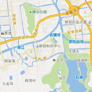 苏州吴中交通地图_中国电子地图网