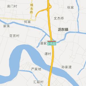 上虞崧厦旅游地图_中国电子地图网