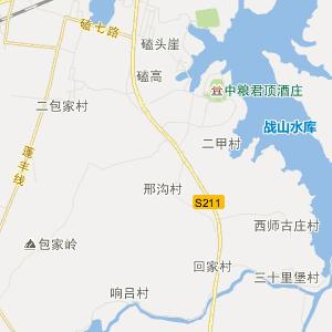 距烟台飞机场53公里,南依牟黄公路