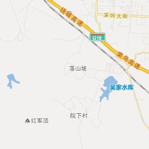山东省旅游地图 烟台市旅游地图