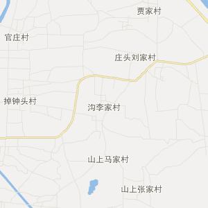 山东交通地图 烟台交通地图