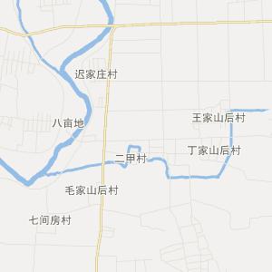 山东青岛莱西市孙受镇行政区划