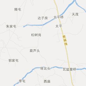 普兰店墨盘交通地图_中国电子地图网