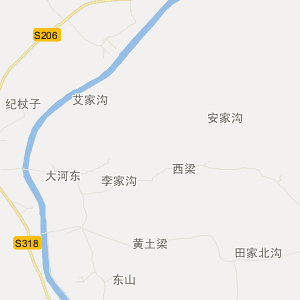 建昌玲珑塔交通地图_中国电子地图网