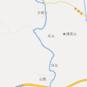 白塔满族乡行政地图 葫芦岛市兴城市白塔满族乡在线