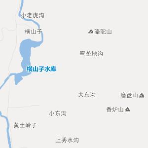 锦州至葫芦岛地图