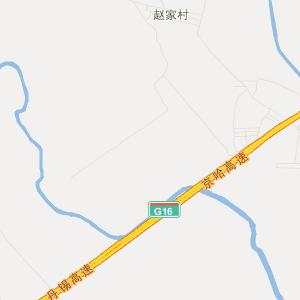 辽宁交通地图 锦州交通地图
