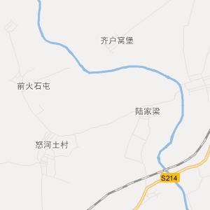 彰武五峰交通地图_中国电子地图网