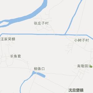 灯塔沈旦堡旅游地图_中国电子地图网