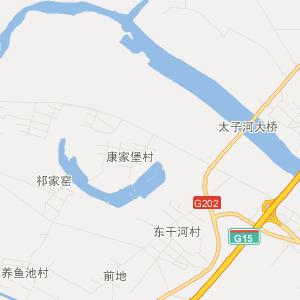 灯塔西马峰旅游地图_中国电子地图网
