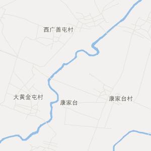 灯塔柳条寨旅游地图_中国电子地图网