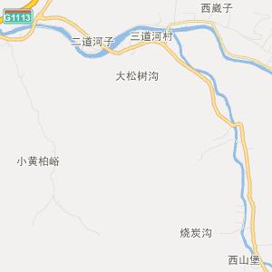 温州市永嘉县桥头镇地图