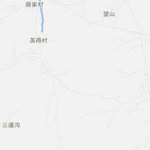辽宁交通地图 抚顺交通地图
