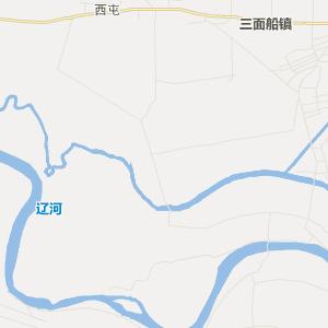 法库三面船交通地图_中国电子地图网图片