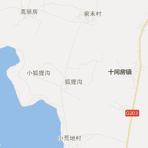 法库十间房旅游地图_中国电子地图网图片