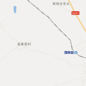 双辽茂林交通地图_中国电子地图网