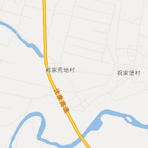 法库依牛堡子交通地图图片